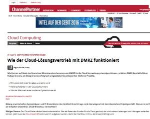 Interview Channel Partner Sievers DMRZ